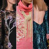 Fashion Week Detail Pictures Fall 2014