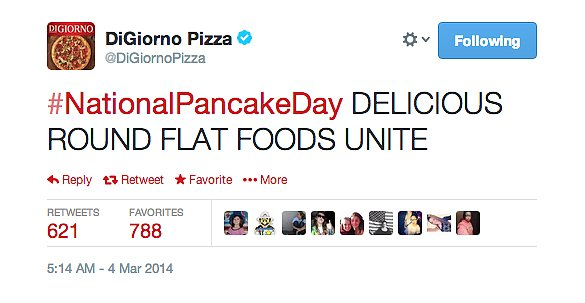 DiGiorno Pizza