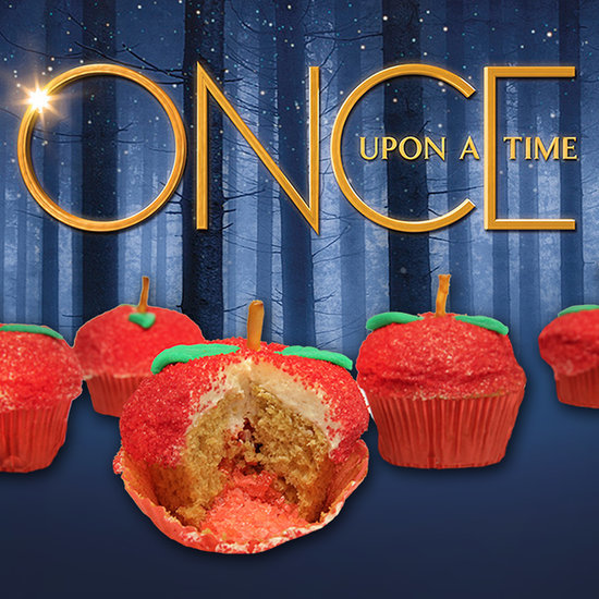 Channel Once Upon a Time With Magical Apple Cupcakes