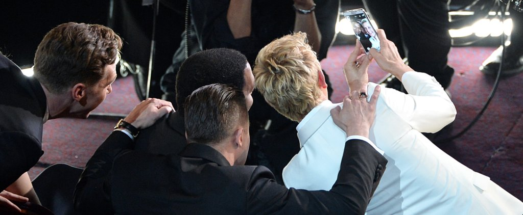 The Anatomy of Ellen's Epic, Record-Breaking Tweet