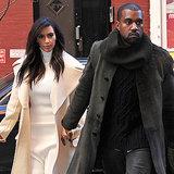 Kim Kardashian and Kanye West Wedding Date