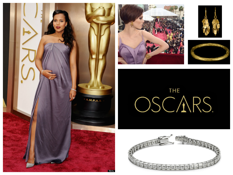 Charles Colvard Forever Brilliant Eli Halili Kerry Washington Coco Rocha The Oscars Academy Awards