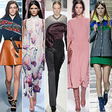 The Paris Fall Trends Will Inspire Your Dressing Now
