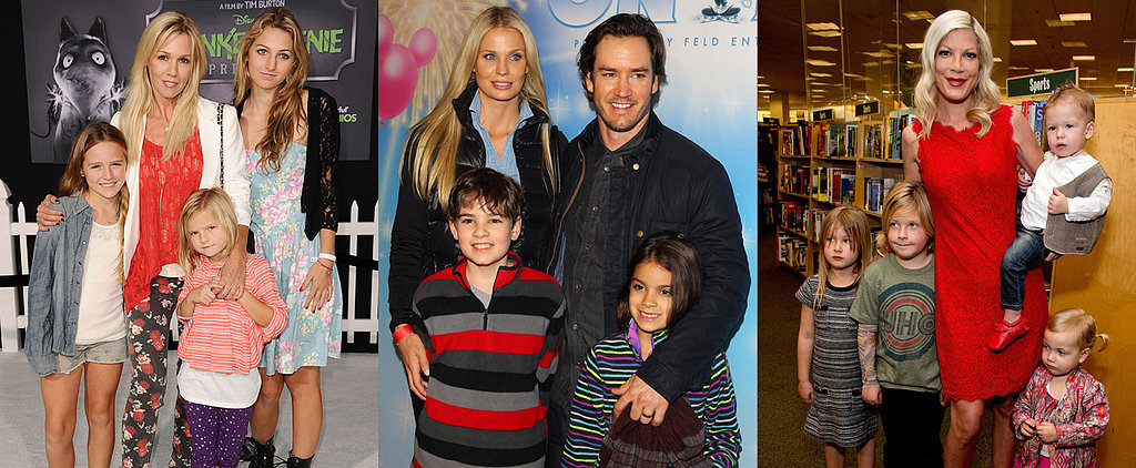 What a Difference 20 Years Makes: Our Favorite Teen Sitcom Stars as Real-Life Parents