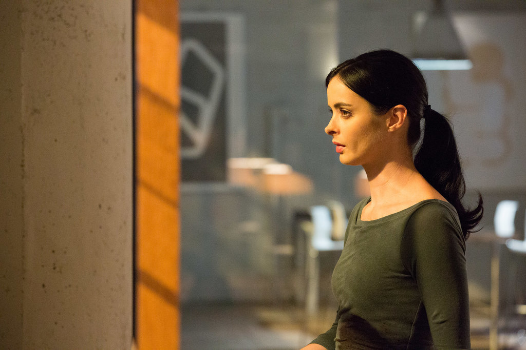 Krysten Ritter returns as Gia Goodman in Veronica Mars.