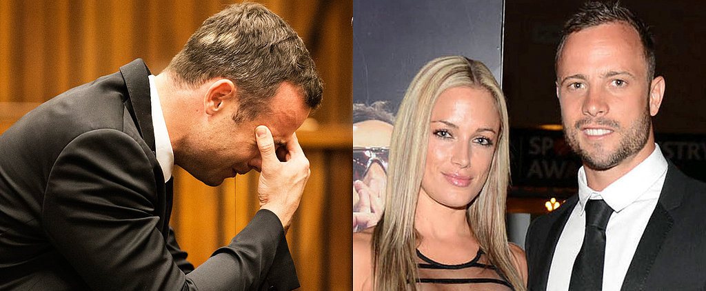 Oscar Pistorius Breaks Down During the Latest Testimony