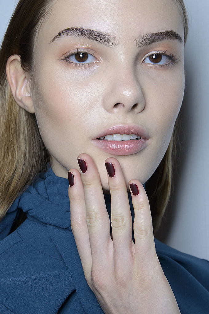 Nail Trends Of Fall Fashion Week 2014 POPSUGAR Beauty