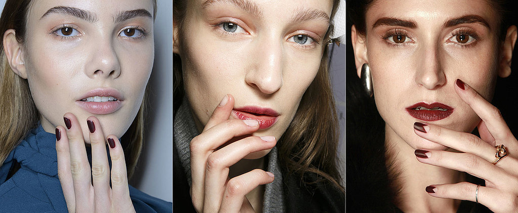 Pin This: The Nail Trends to Wear From Fashion Month