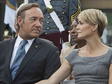 'House Of Cards' Frank & Claire Underwood Are The Perfect Couple