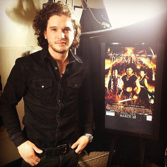POPSUGAR Australia Instagram; Kit Harington, Game Of Thrones