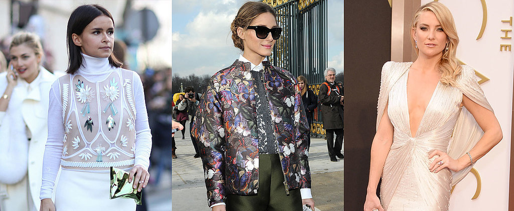 This Week's Top 20 Best Dressed Celebrities