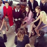 Paris Fashion Week Instagram Diary
