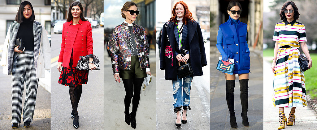 Who Is the Ultimate Street Style Star of Fashion Week?