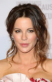 Kate Beckinsale Is Still the Messy Updo Master
