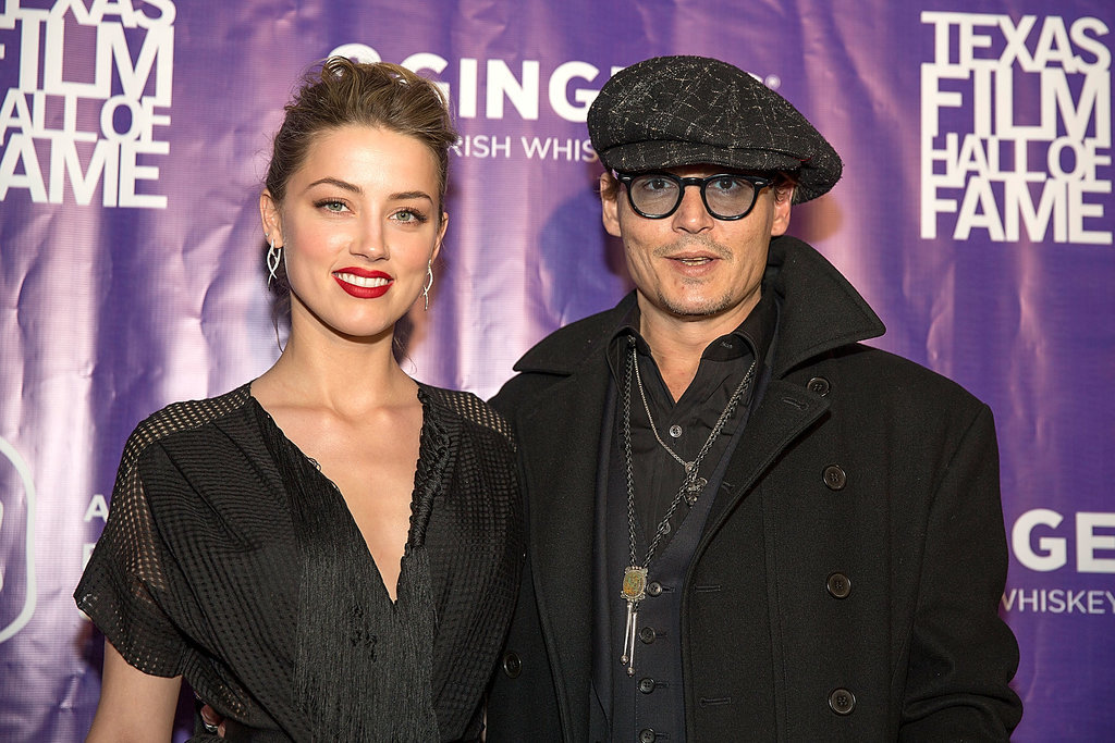 Johnny Depp and Amber Heard Do Date Night in Her Hometown