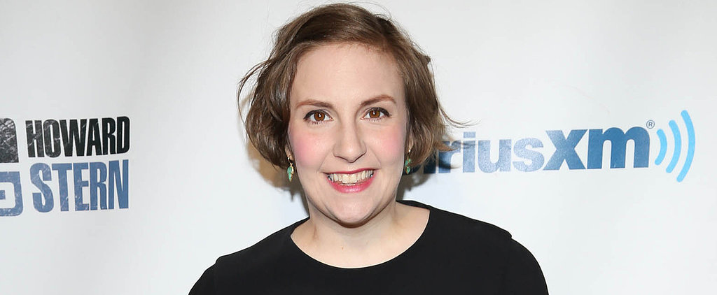 "Lena Dunham's Hobbies: ""Netflix, Dog Park, Eating"""