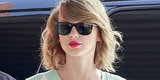 Taylor Swift Looks Leggy In Hot Pants En Route To Dance Class