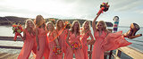 Bridesmaids in Rompers?!