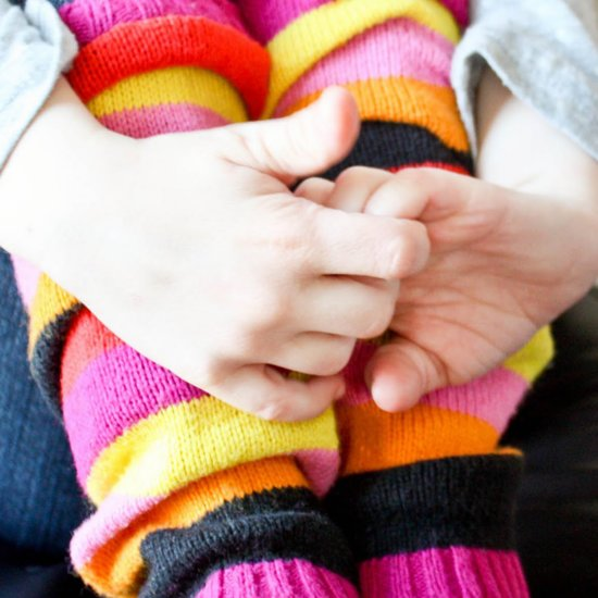 9 Ways to Get Crafty With Your Child's Old Sweater