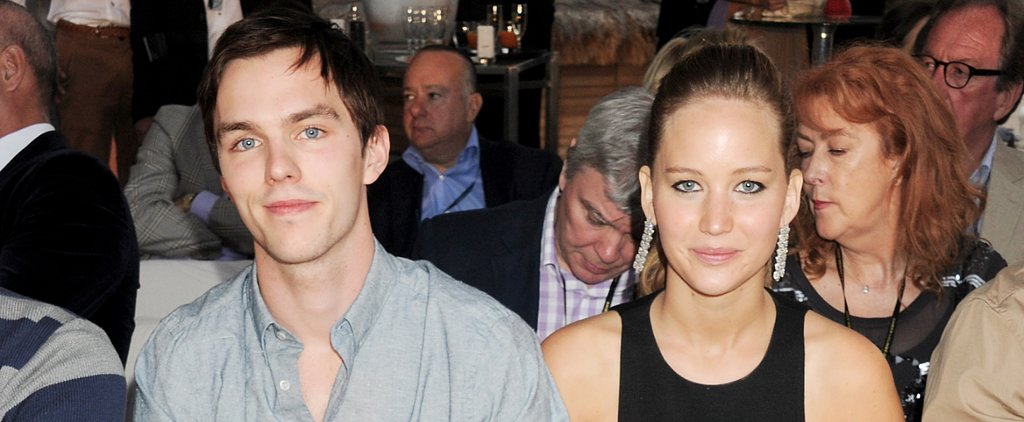 Nicholas Hoult Says the Sweetest Things About Jennifer Lawrence