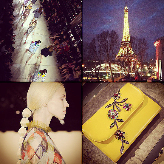 Au Revoir, Paris! See Our Best Snaps From Paris Fashion Week