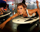 How Audrina Patridge Stays Fit on the Road