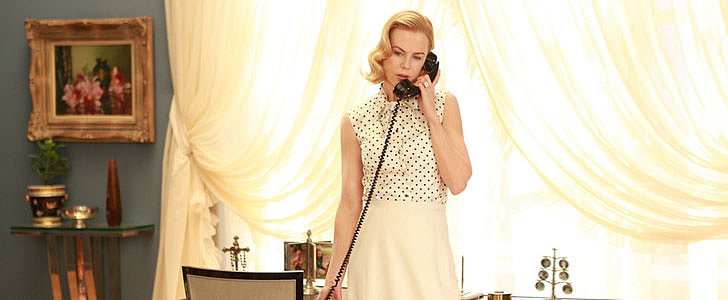 POPSUGAR Shout Out: Nicole Kidman Dazzles as Grace Kelly