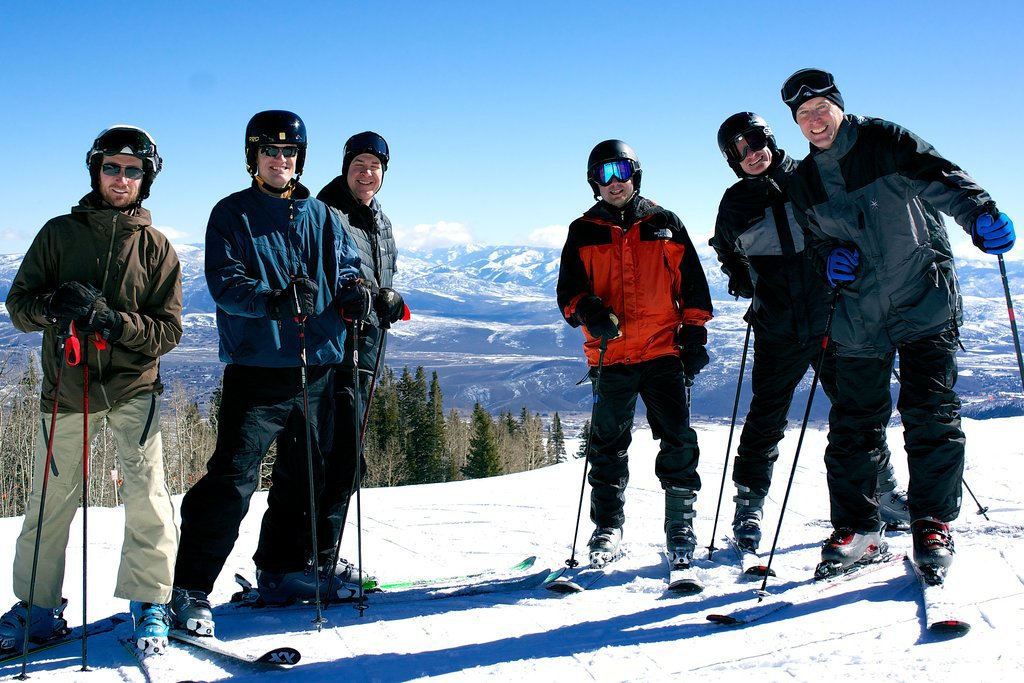 Ski Trip to Utah with WB Boys
