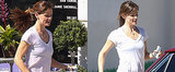 Aww! Jennifer Garner Rushes Over to Ben Affleck