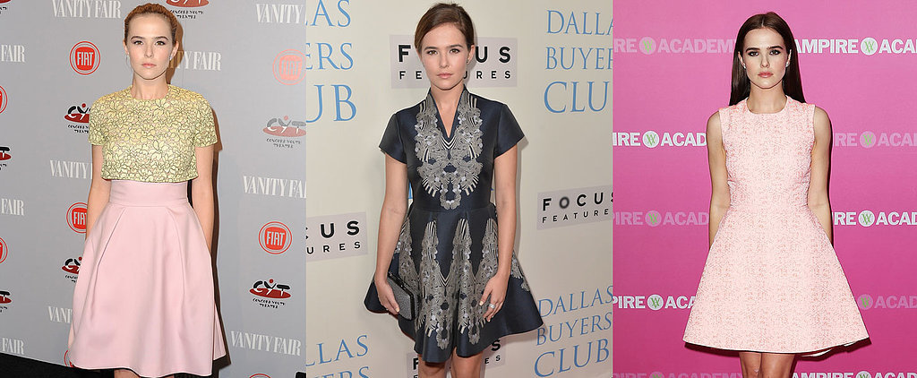 Wardrobe Watch: Zoey Deutch