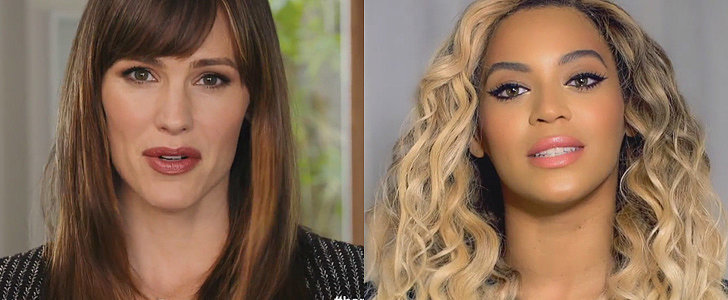 "Beyoncé and Jennifer Garner Want to Ban ""Bossy"""