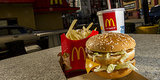McDonald's Blames Weak Sales On Weather