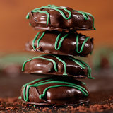 Homemade Thin Mint Cookie Recipe