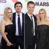 Kristen Bell Pits Team Logan Against Team Piz at the Veronica Mars Premiere