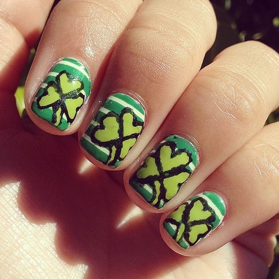Perfect St. Patrick's Day Nail Art Ideas