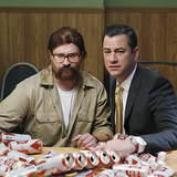 Jimmy Kimmel and Seth Rogen True Detective Season Two