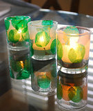 Shamrock Votives