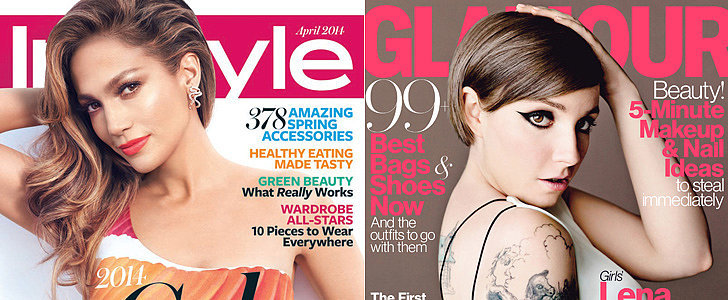 April's Magazine Covers Are the First Sign of Spring