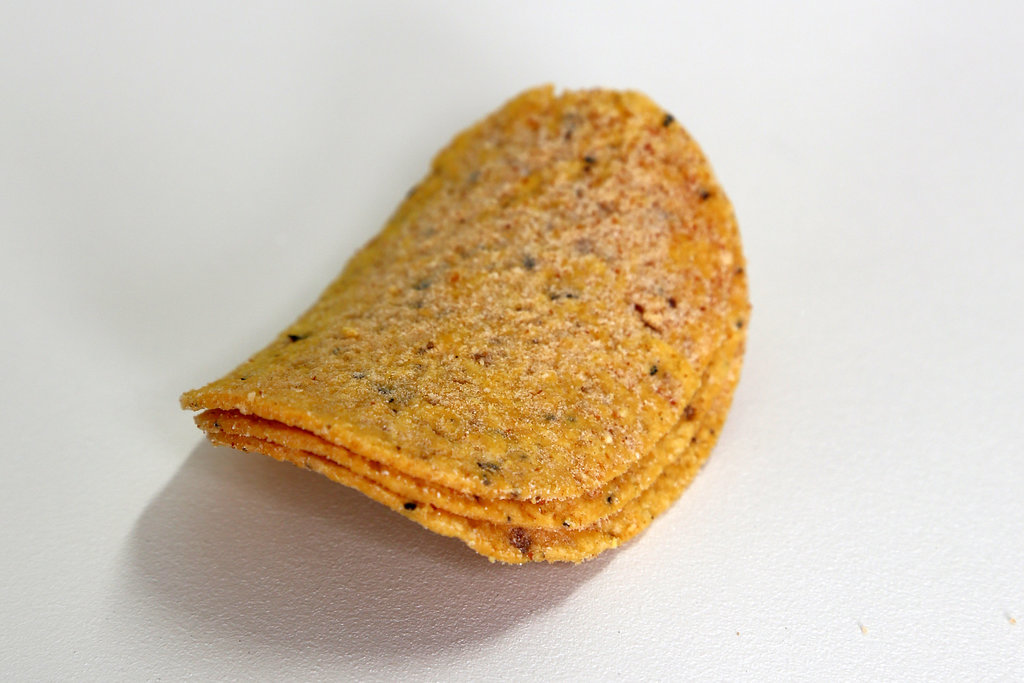 Pringles Tortillas Southwestern Ranch