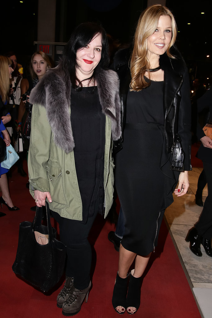 Sophie Theallet and Mary Alice Stephenson