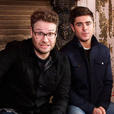 Zac Efron and Seth Rogen Neighbors Interview | Video