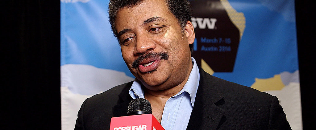 "Neil deGrasse Tyson: ""It's a Sign From the Cosmos That Science Is Trending"""
