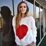 1. Chiara Ferragni aka The Blonde Salad