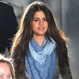 Selena Gomez Filming Adidas Neo Commercial in NYC