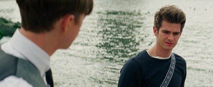 Exclusive: Andrew Garfield and Dane DeHaan Bond in This Amazing Spider-Man 2 Scene