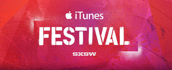 Sit Front Row at the iTunes SXSW Festival Via Vevo!