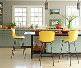 Paint Color Ideas: 8 Uplifting Ways With Yellow and Green (16 photos)