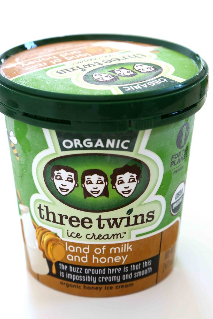 Three Twins Land of Milk and Honey Ice Cream