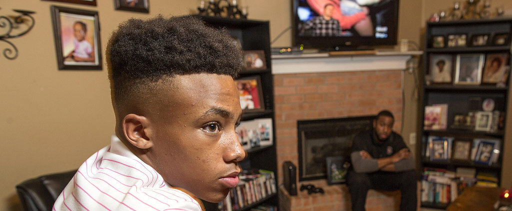 Teen's Accidental Gang Gesture Leads to Suspension
