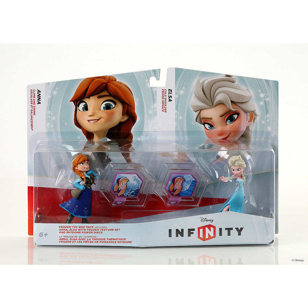 Disney Infinity Toy Box Pack — Frozen